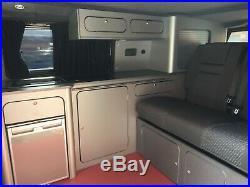 Camper van mercedes vito V6 122CD1 Brabus. Metalic black, 2013 by Key campers