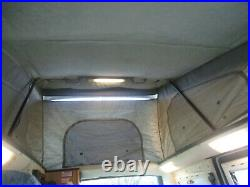 Campervan Mercedes benz Vito 113 Auto-sleeper Montana, Reimo pop top camper