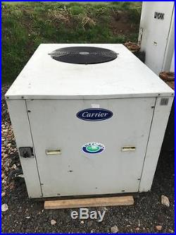 Carrier 27 Kw Condensing Unit, Refrigeration, R407c
