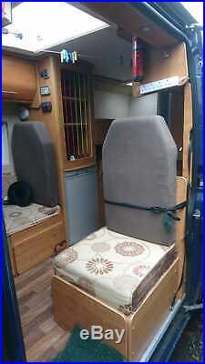 Citroen Relay 4 Berth Campervan