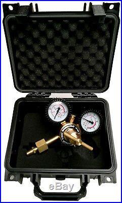 Commercial Air Conditioning / Refrigeration Nitrogen Regulator 0-6000 Kpa Ch5500