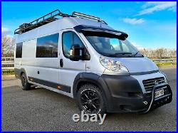 Ducato maxi camper van 95% finished fully off grid amazing spec! 3.0 76,000 fsh