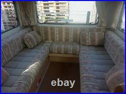 Elddis Autoquest 400 Motorhome