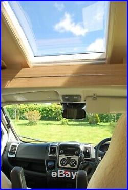 Elddis Autoquest Platinum Edition 115, campervan, motorhome