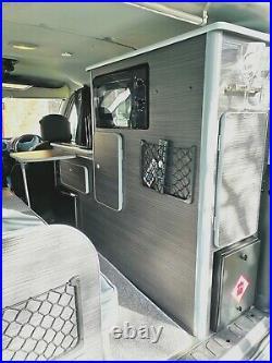 Fiat Doblo Campervan Micro Camper