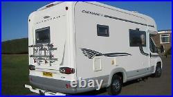 Fiat Ducato 2.2 Tdi 130 M Jet Autotrail Cheyenne 630se 2 Berth Coachbuilt