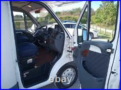 Fiat Ducato Motorhome 2.8 Jtd 24.000 Miles 6 Berth