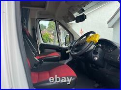 Fiat Ducatto Trimanaro 7 Berth Motorhome Manual transmission 7 Seatbelts 8 seats