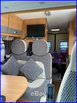 Fiat, TRIGANO TRIBUTE 665 120, Campervan, 2010,2287 (cc), 4 seat belts, Fixed Bed