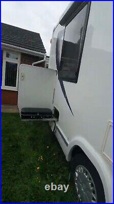 Ford 728 Eb Welcome Chausson Motorhome
