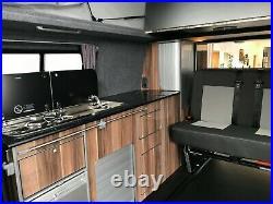 Ford Custom VR46 camper van