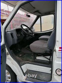 Ford Granduca motorhome