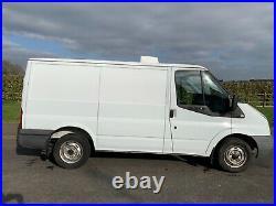 Ford Transit 100 T280 FWD 2.2 Diesel Fridge Freezer 32K Low Mileage Van