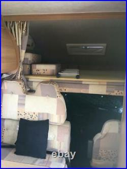 Ford Transit 125 T350 Motorhome Rimor Super Brigg