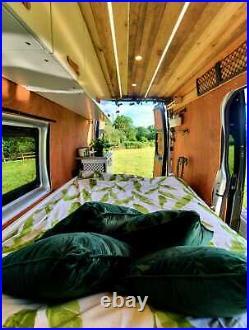 Ford Transit AWD Swamper campervan conversion 4x4. 2012. Raptor Black