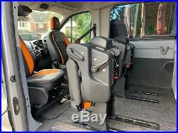 Ford Transit Camper Day Van