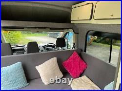 Ford Transit Camper Van. Converted by Wave Rider Vans