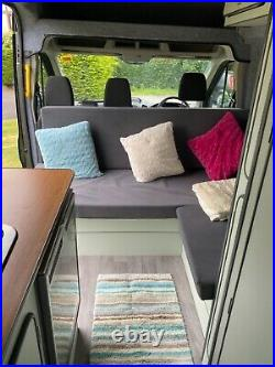 Ford Transit Camper Van. Converted by Wave Rider Vans relisted due to messer