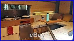 Ford Transit Custom Campervan Camper Limited LWB High Roof