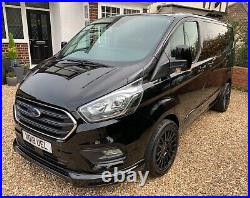 Ford Transit Custom Euro6 130hp. Executive Trend. Day Van Camper Motorhome