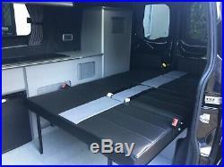 Ford Transit Custom Trend Camper Motorhome Day Van Pearl Black, Sat Nav A/C etc