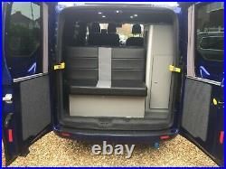 Ford Transit Custom Trend Day Van Camper Motorhome. Euro 6 Ecoblue 2.0 TDCI. 52k