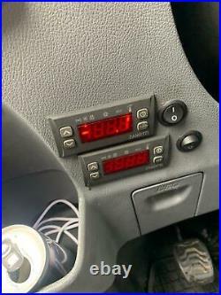 Ford Transit Custom fridge freezer Left Hand Drive