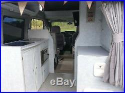 Ford Transit Motorhome