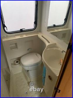 Ford Transit Rimor Katamarano Campervan