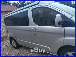 Ford transit custom camper vans motorhomes