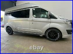 Ford transit custom campervan, camper van Hi top Long wheel base new conversion