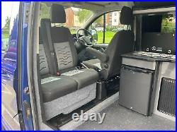 Ford transit custom campervan, camper van, pop top, Brand new conversion