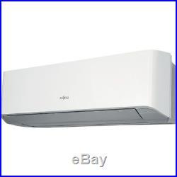 Fujitsu Air Conditioning 2.5KW. Wall Mounted Inverter Heat Pump A++