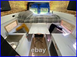 Fully Off Grid Campervan Comversion, Finished And Ready To Go