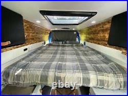 Fully Off Grid Campervan Conversion, Finished And Ready To Go