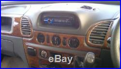 HYMER A CLASS STARLINE 640 Merc 2.7 Auto 3500kg Exceptional Motorhome