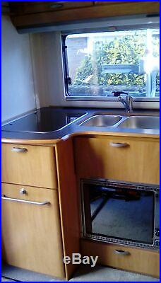HYMER A CLASS STARLINE 640 Merc 2.7 Automatic Exceptional Motorhome