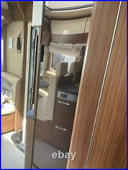 HYMER BMC I 680 Motorhome Merc Chassis AUTO 5k miles Ready 4 Collection -RARE