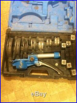 Hydraulic Pipe Bender refrigeration copper pipe bender air conditioning