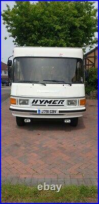 Hymer 564 2.5 Turbo diesel intercooler