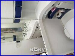 Hymer Nova Caravan 5 berth Bunkbeds Lux