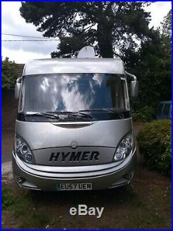 Hymer S790 Motorhome