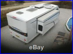 Inos touring caravan