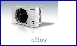 J & E Hall Cellar Cooler 2.45kW Installed
