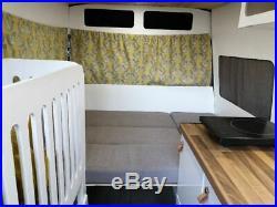 Lovingly Converted Camper Van Ford Transit