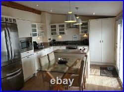 Luxury lodge for sale on a 5 star park far grange skipsea