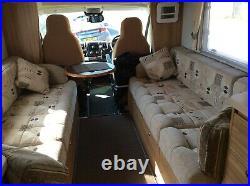 Marquis Elddis Majestic 175 2.2 HDI Uprated 148 BHP Motorhome