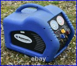 Mastercool 240v Air Conditioning HVAC Refrigerant Recovery Machine 69000