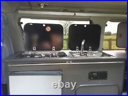 Mazda Bongo 2.5 Litre Diesel automatic 4x4 Camper van