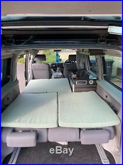 Mazda Bongo Camper van 2002 auto free top roof